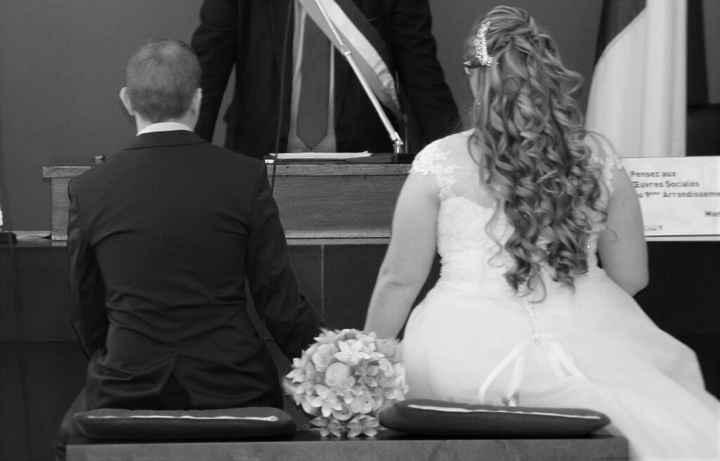 Je suis mariée :) - 5