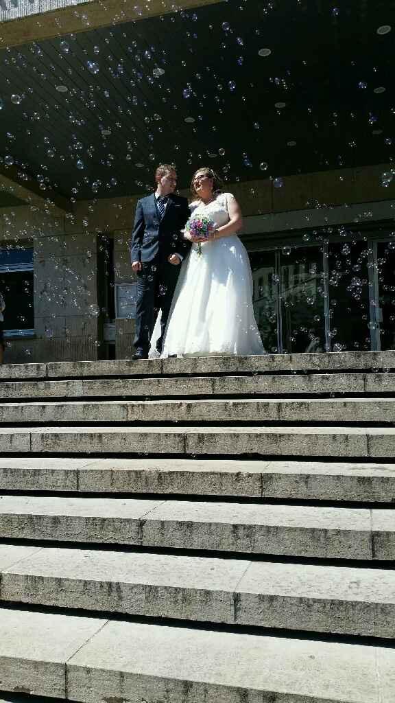 Je suis mariée :) - 8