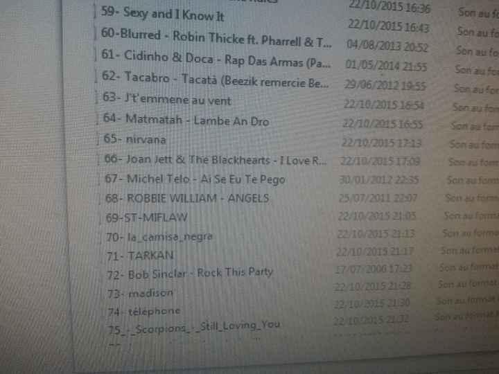 playlist 4