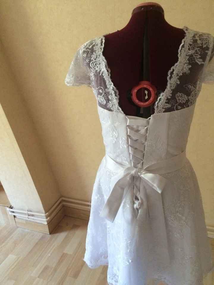 Robe de mariage  à vendre
