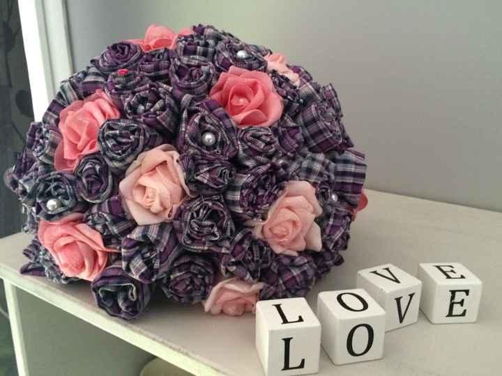 Mon bouquet fait maison - 2