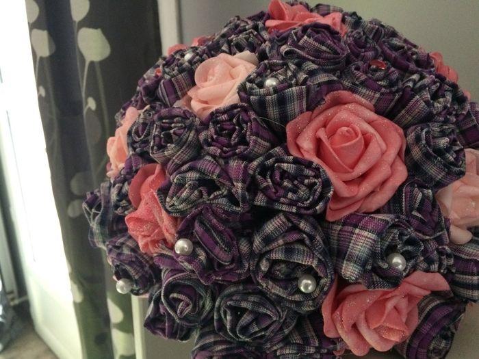 Mon bouquet fait maison - 1
