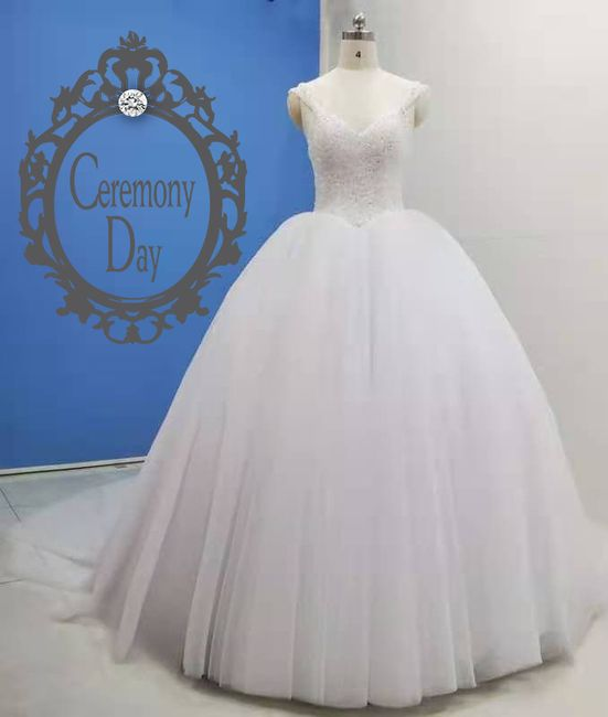 Ma robe de mariée 4