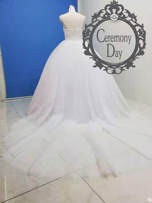 Ma robe de mariée 5