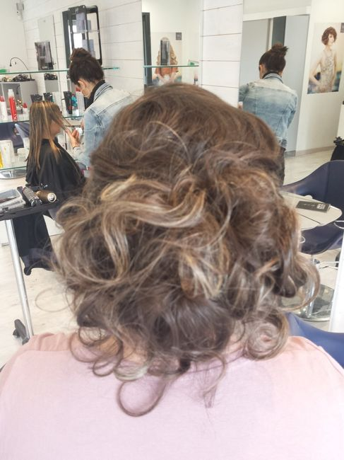 Premier essai coiffure et maquillage - 2
