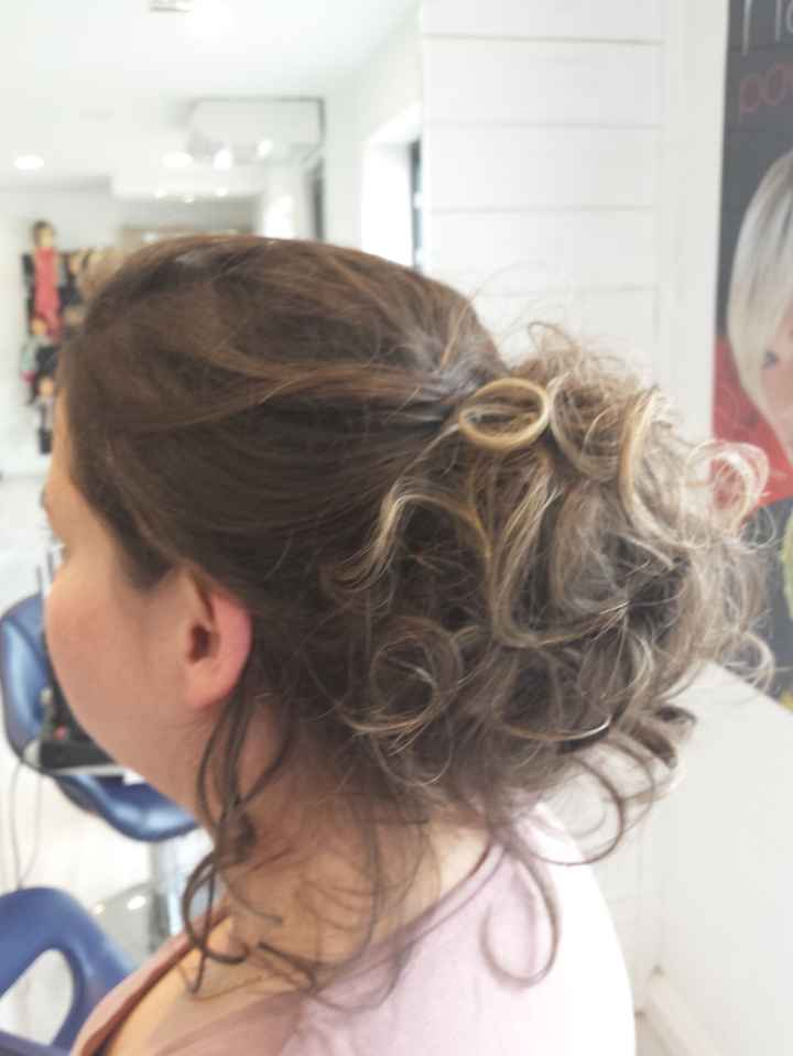 Premier essai coiffure et maquillage - 3