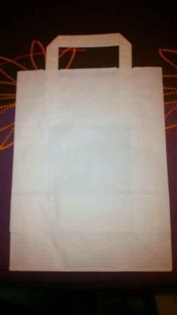 "Dans mon ""wedding bag"", il y a... - 1"