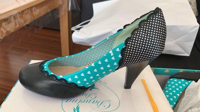 La robe ok mais les chaussures ??? 🤔 9
