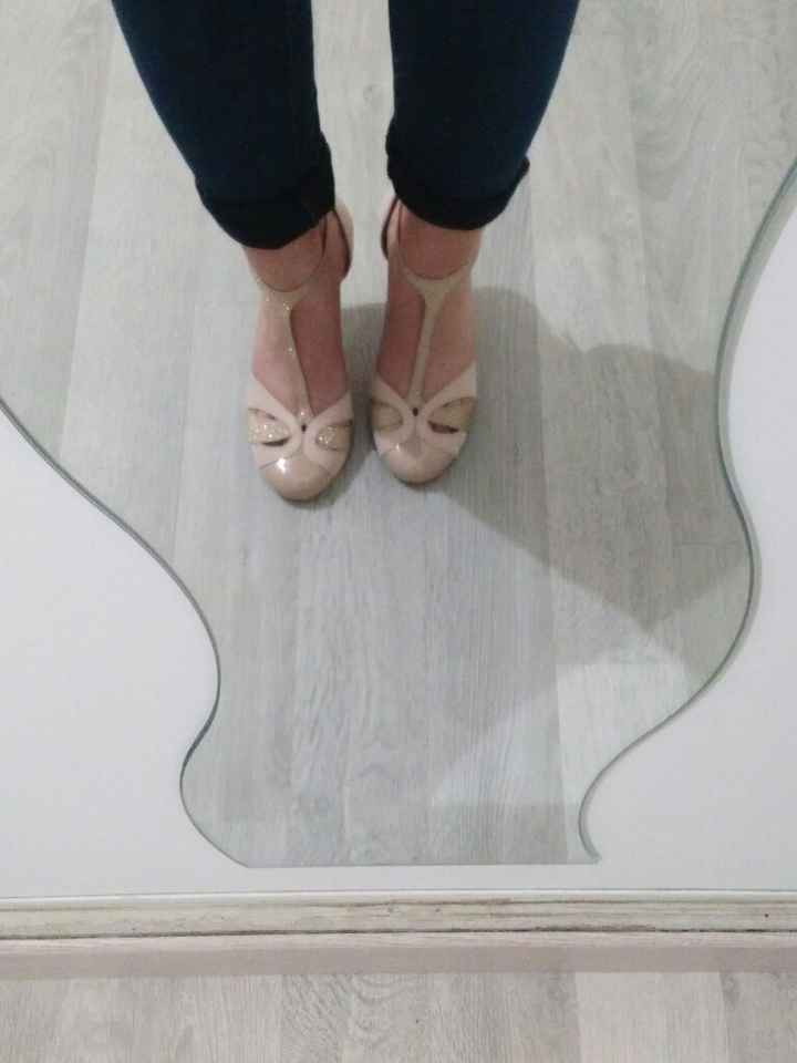 Help chaussures - 1