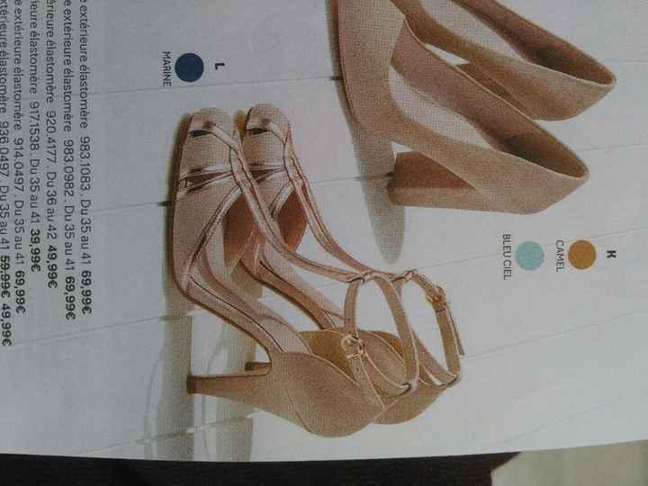 Help !! Je cherche ces chaussures ! - 1