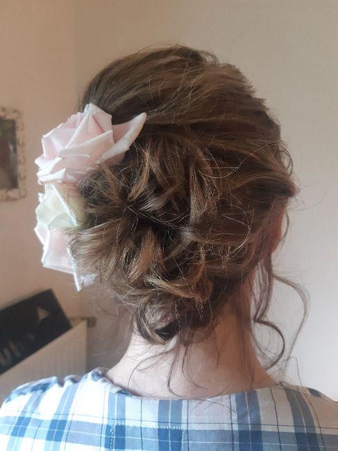 Essai coiffure,  a vos avis les fm! 1