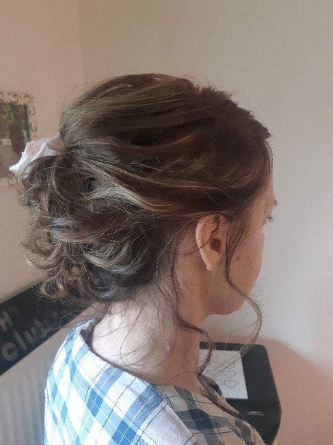 Essai coiffure,  a vos avis les fm! 2