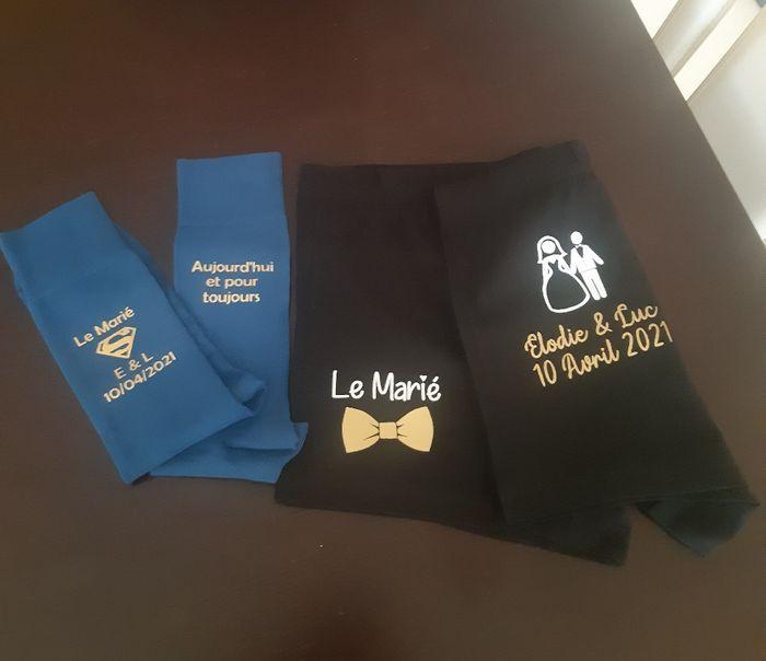 Chaussettes et boxer reçus 🙂 1