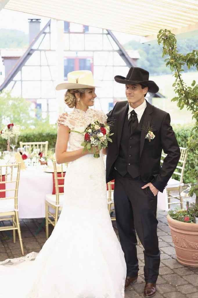 Mariage country - chic - 1