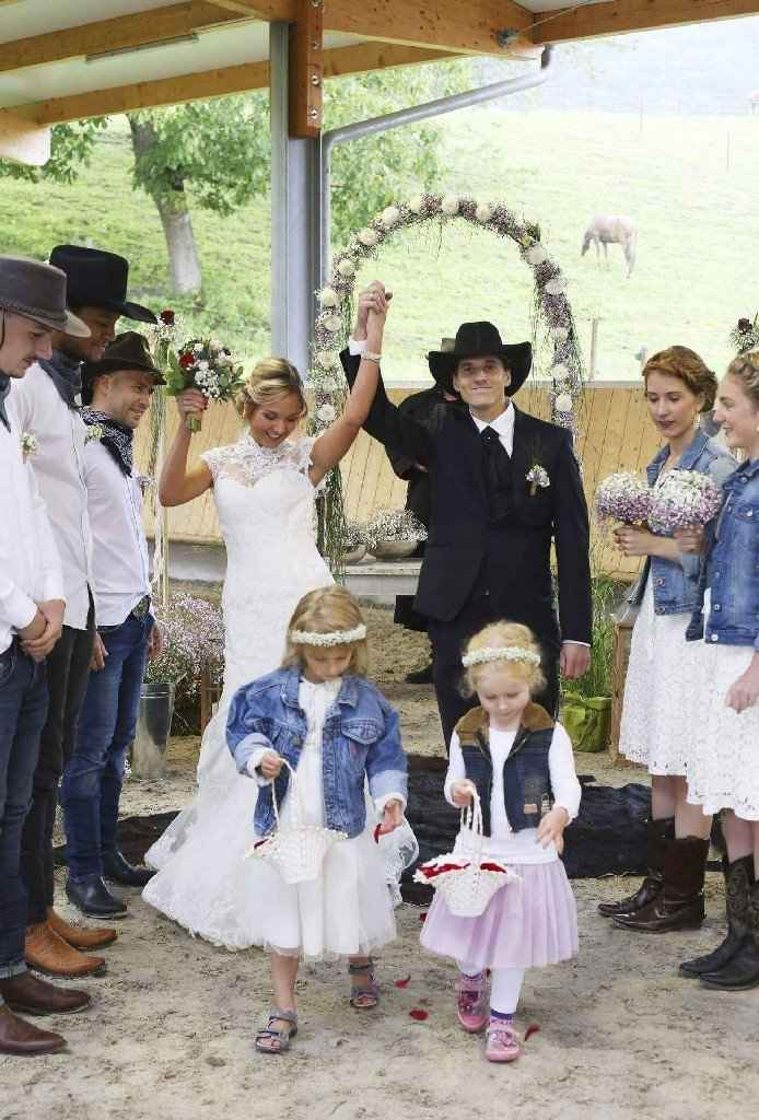 Mariage country - chic - 2