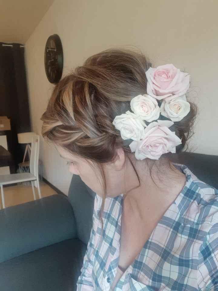 Essai coiffure,  a vos avis les fm! - 4