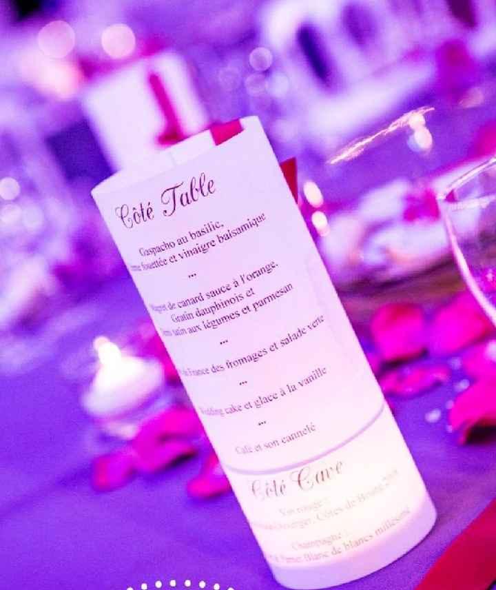 Astuce pour date menu photophore - 1