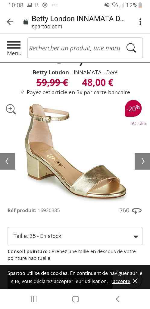 Quelles chaussures choisir avec une robe ivoire ? - 2