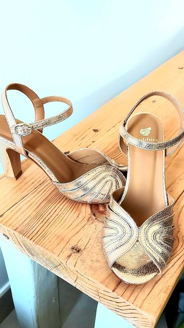 Enfin mes Shoes !!! - 2