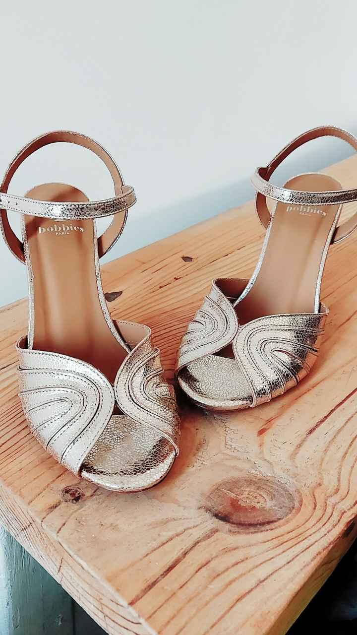 Enfin mes Shoes !!! - 1