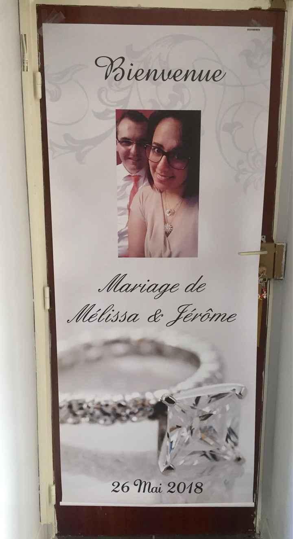 Affiche mariage 👰🏽❤️ - 1