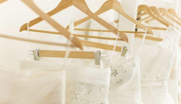 Photo de votre robe de mariée achetée sur internet - 1