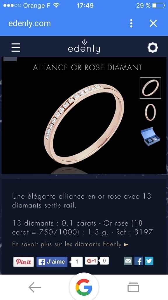 Mon alliance (adorée) - 1