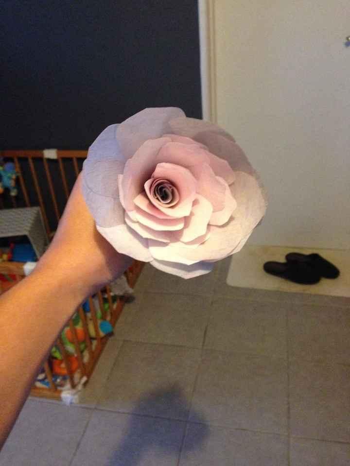 Rose En filtre