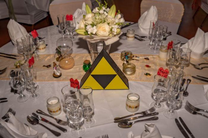 Notre magnifique mariage (thème Zelda) ! 2