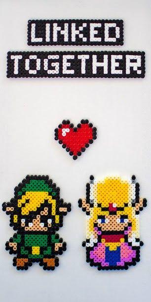 Notre magnifique mariage (thème Zelda) ! 11