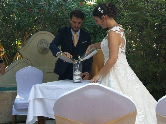 Notre magnifique mariage (thème Zelda) ! 15