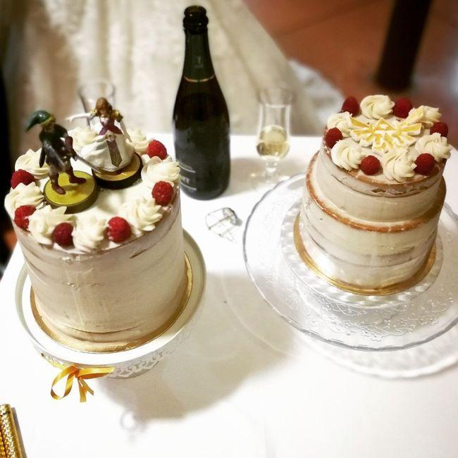 Notre magnifique mariage (thème Zelda) ! 16