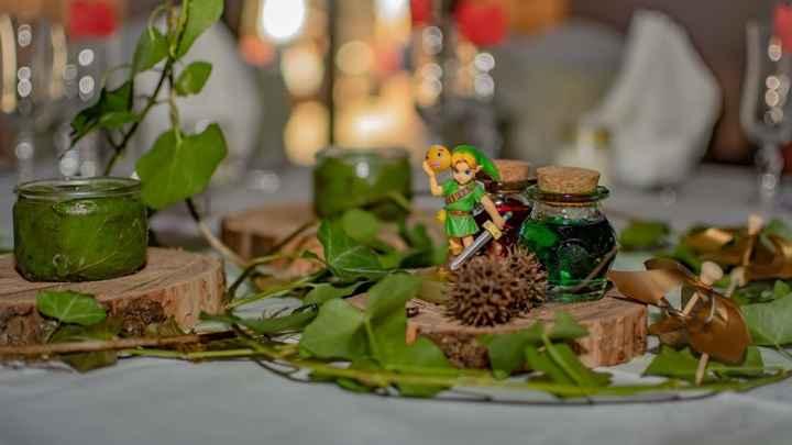 Table de la forêt