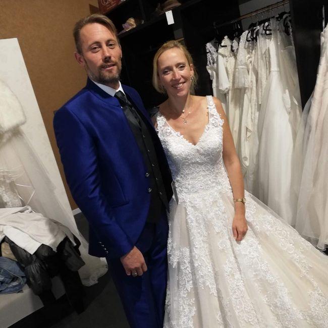 Costume marié 2