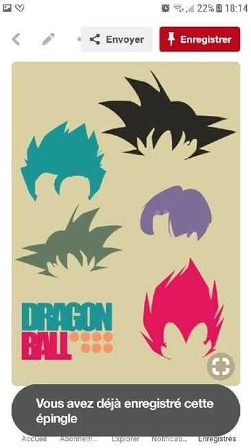Urne Dragon Balls! 7
