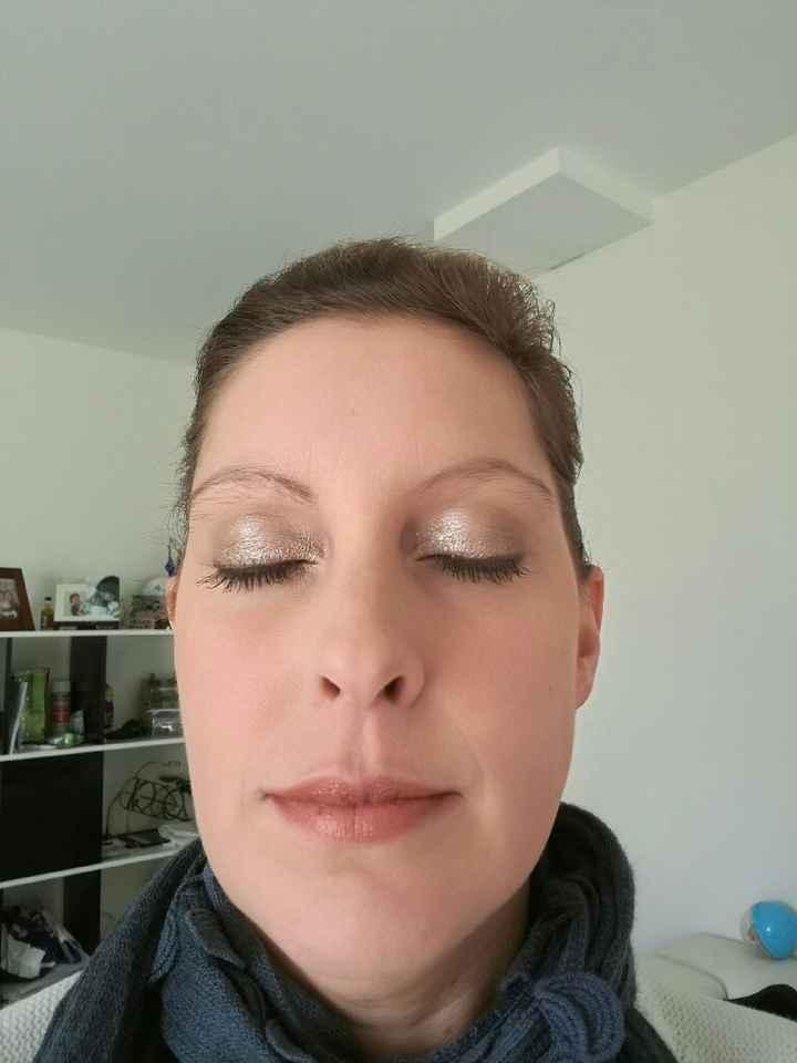 Essaie coiffure et maquillage - 4
