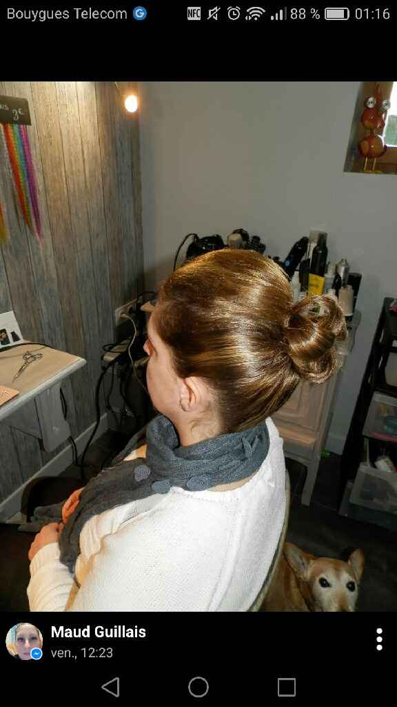Essaie coiffure et maquillage - 5