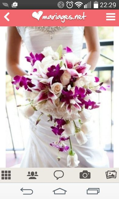 Bouquet de la mariée : histoire et signification des fleurs - 1 ...