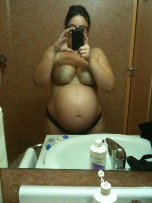 Photo de votre ventre pendant la grossesse - 2