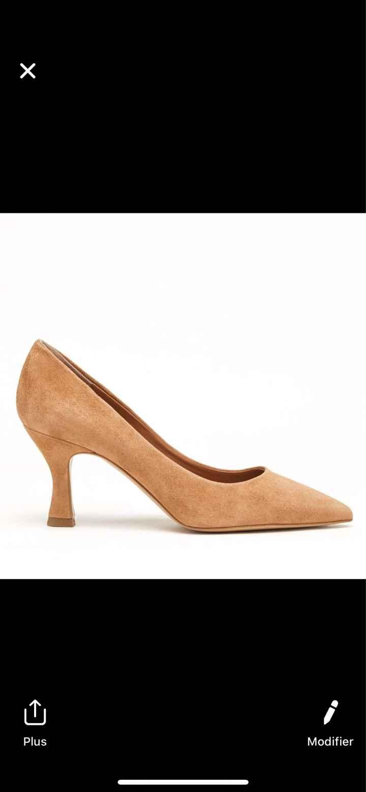 Chaussures mariée - 2