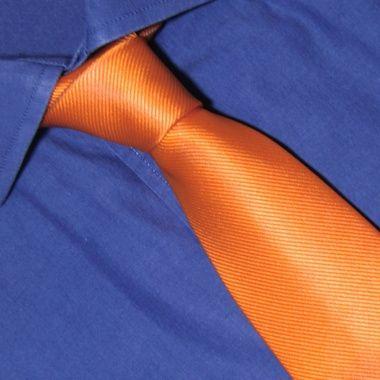 Que Pensez Vous De L Orange Et Bleu Comme Couleur Theme D Un Mariage