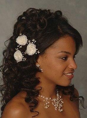 Coiffures De Mariee Cheveux Crepus Beaute Forum Mariages Net