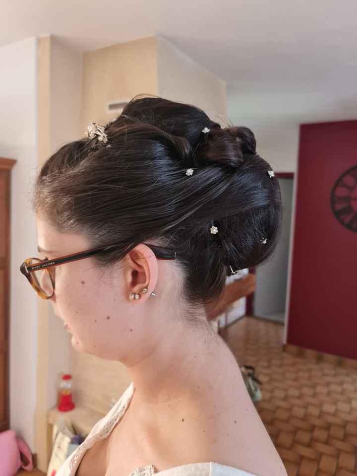 Essayage coiffure - 1