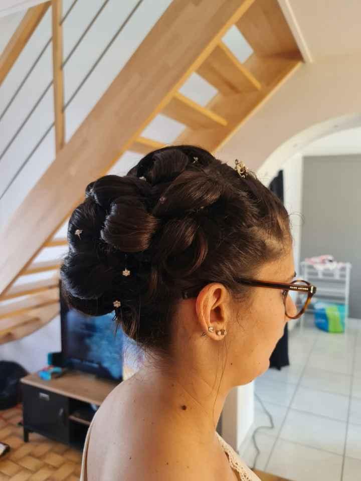 Essayage coiffure - 3