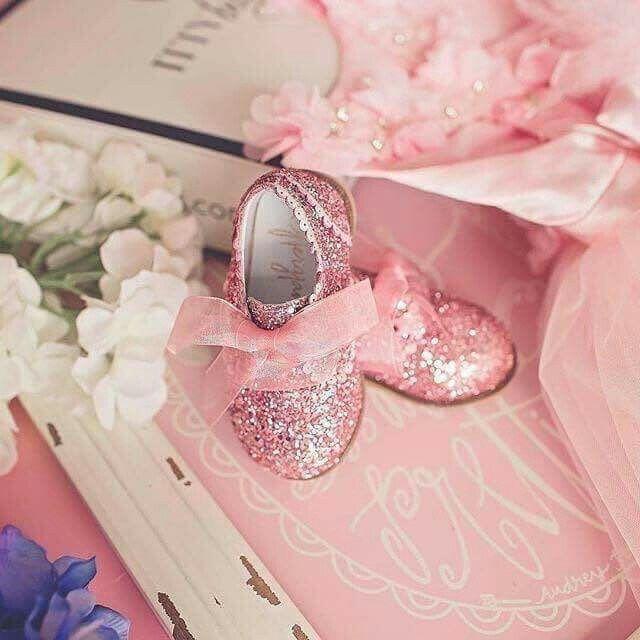 Shoes pour ma petite moi et une décoration 1