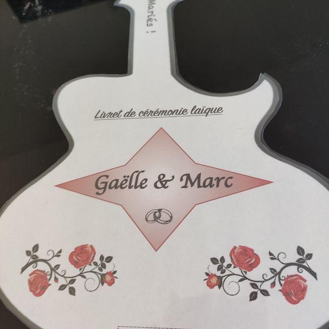 Préparation avance pour nôtre mariage 15