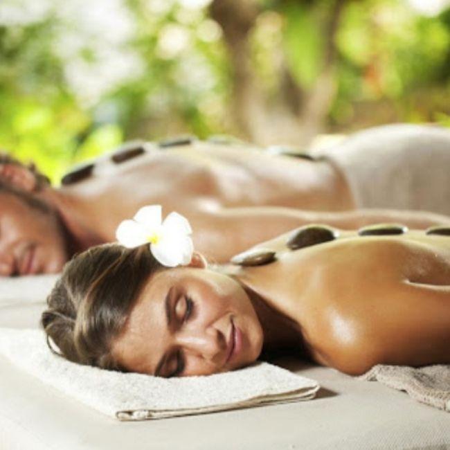Se détendre avant le mariage 😉 1