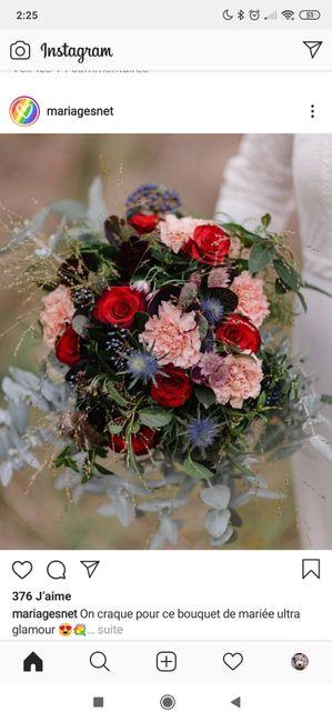 Choix du bouquet 1