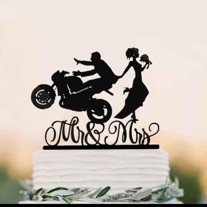 As-tu prévu de mettre un topper sur ton gâteau de mariage ? 🎂 - 1