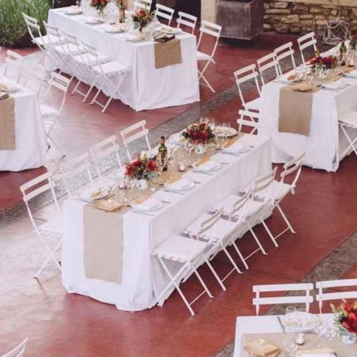 Inspiration disposition des tables - 4